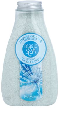 Farmona Magic Spa Winter Cuddle Sare de baie aromatică cu minerale