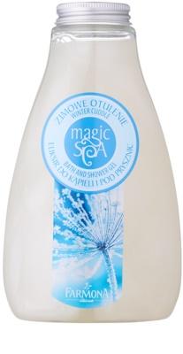 Farmona Magic Spa Winter Cuddle заспокоюючий гель для ванни і душа
