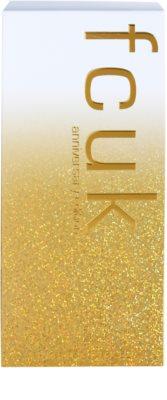 Fcuk Anniversary Edition Eau de Toilette pentru femei 3