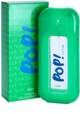 Fcuk Pop! Culture Eau de Toilette for Men 1