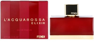 Fendi L'Acquarossa Elixir Eau de Parfum für Damen