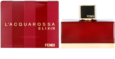 Fendi L'Acquarossa Elixir Eau de Parfum para mulheres