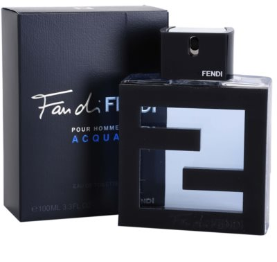 Fendi Fan di Fendi Pour Homme Acqua toaletná voda pre mužov 1