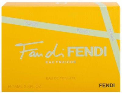 Fendi Fan di Fendi Eau Fraiche Eau de Toilette para mulheres 4