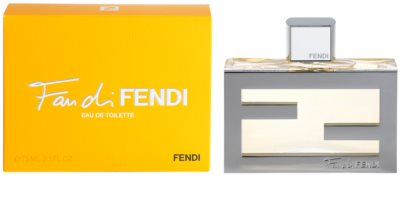 Fendi Fan di Fendi toaletní voda pro ženy