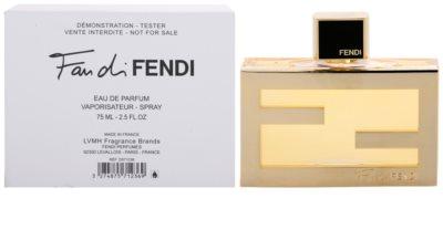 Fendi Fan di Fendi eau de parfum teszter nőknek 2