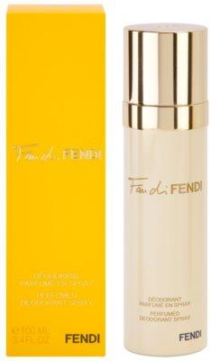 Fendi Fan di Fendi deodorant Spray para mulheres