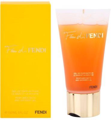 Fendi Fan di Fendi gel za prhanje za ženske
