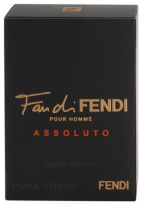 Fendi Fan di Fendi Pour Homme Assoluto Eau de Toilette für Herren 3