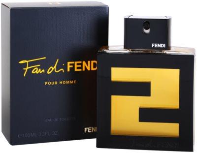 Fendi Fan di Fendi Pour Homme toaletní voda pro muže 1