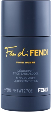 Fendi Fan di Fendi Pour Homme desodorante en barra para hombre  sin alcohol