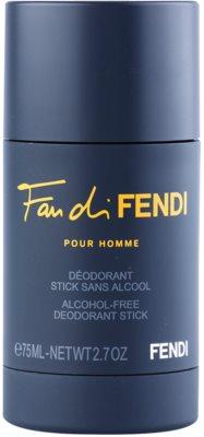 Fendi Fan di Fendi Pour Homme desodorizante em stick para homens  (sem álcool)