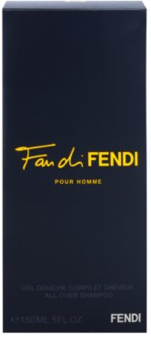 Fendi Fan di Fendi Pour Homme gel de dus pentru barbati 2