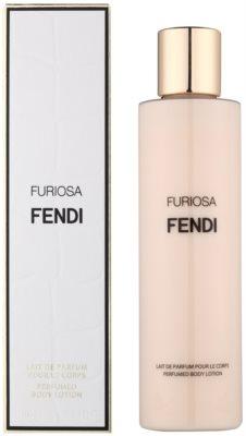 Fendi Furiosa tělové mléko pro ženy