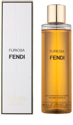 Fendi Furiosa gel za prhanje za ženske