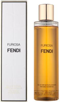 Fendi Furiosa гель для душу для жінок