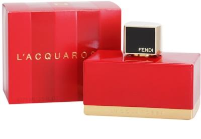 Fendi L'Acquarossa Eau de Parfum para mulheres 1