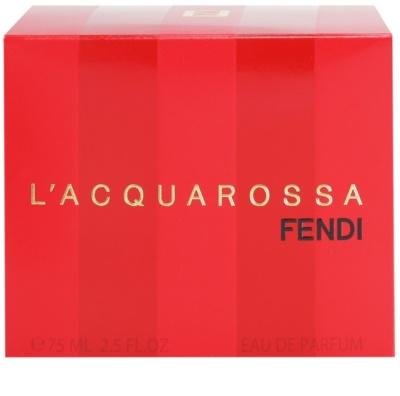 Fendi L'Acquarossa Eau de Parfum para mulheres 4