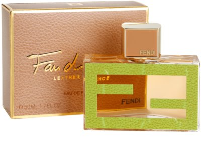 Fendi Fan Di Fendi Leather Essence Eau de Parfum für Damen 1