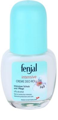 Fenjal Intensive кремовий кульковий дезодорант