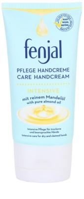 Fenjal Intensive schützende und pflegende Handcreme für die Hände