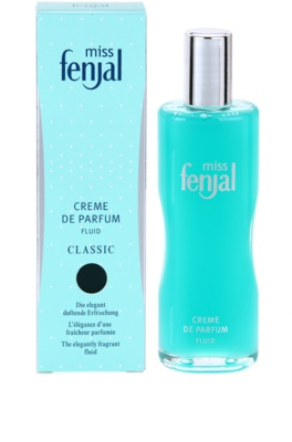 Fenjal Miss Classic creme corporal para mulheres