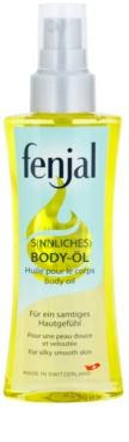 Fenjal Oil Care óleo corporal em spray