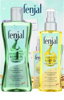Fenjal Oil Care zestaw kosmetyków I.