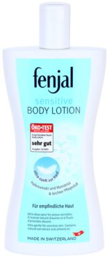 Fenjal Sensitive leche corporal para pieles sensibles