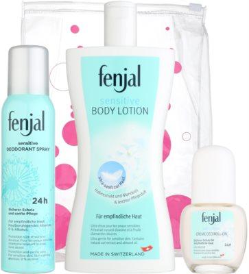 Fenjal Sensitive козметичен пакет  II.