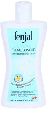 Fenjal Sensitive gel-crema de dus