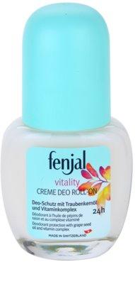 Fenjal Vitality krémes golyós dezodor