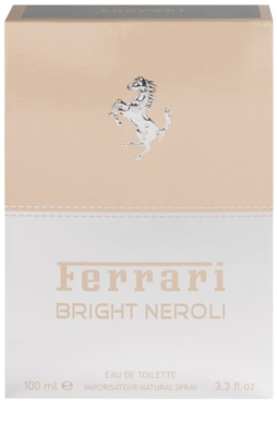 Ferrari Bright Neroli туалетна вода унісекс 1