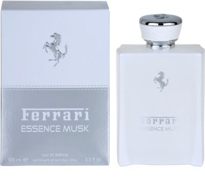 Ferrari Essence Musk eau de parfum para hombre