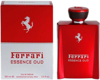 Ferrari Essence Oud Eau de Parfum für Herren