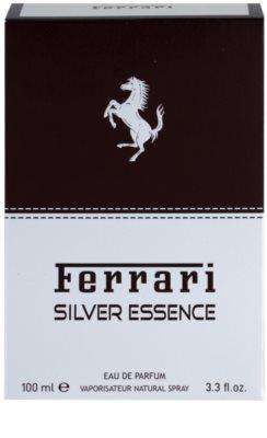Ferrari Silver Essence Eau de Parfum für Herren 4