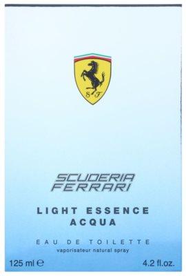 Ferrari Scuderia Ferrari Light Essence Acqua toaletní voda unisex 1