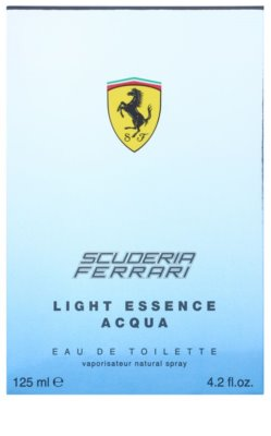 Ferrari Scuderia Ferrari Light Essence Acqua Eau de Toilette unisex 1