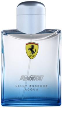 Ferrari Scuderia Ferrari Light Essence Acqua Eau de Toilette unisex 3