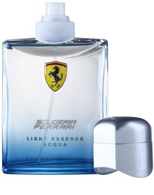 Ferrari Scuderia Ferrari Light Essence Acqua toaletní voda unisex 4