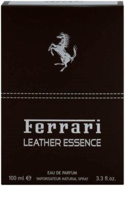 Ferrari Leather Essence eau de parfum para hombre 4