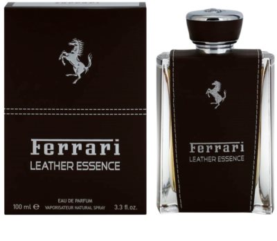 Ferrari Leather Essence Eau de Parfum für Herren