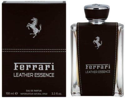Ferrari Leather Essence parfumska voda za moške