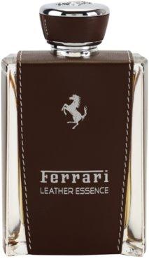 Ferrari Leather Essence eau de parfum teszter férfiaknak 1