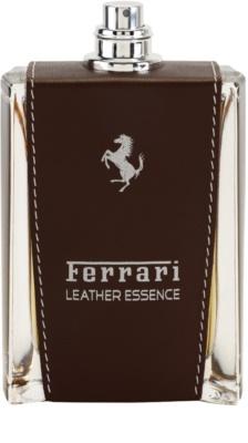 Ferrari Leather Essence eau de parfum teszter férfiaknak