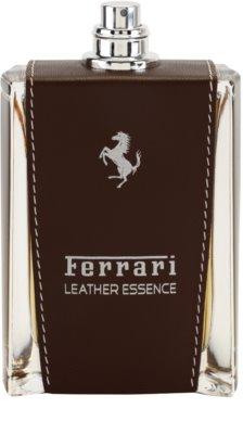 Ferrari Leather Essence парфумована вода тестер для чоловіків