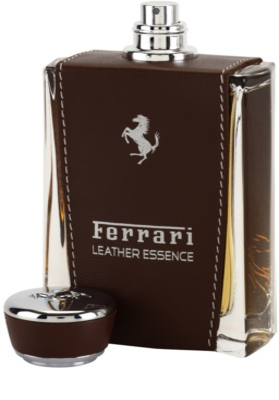 Ferrari Leather Essence eau de parfum teszter férfiaknak 2