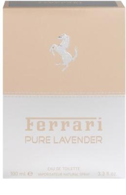 Ferrari Pure Lavender eau de toilette unisex 1