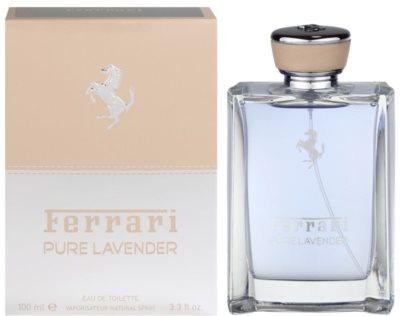 Ferrari Pure Lavender туалетна вода унісекс