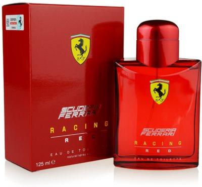 Ferrari Scuderia Farrari Racing Red toaletní voda pro muže 1